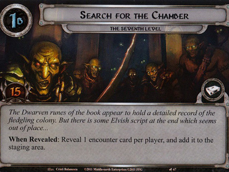 LOTR LCG: The Seventh Level