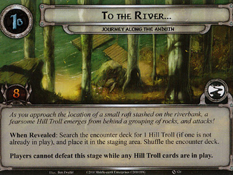 LOTR LCG: Journey Down the Anduin