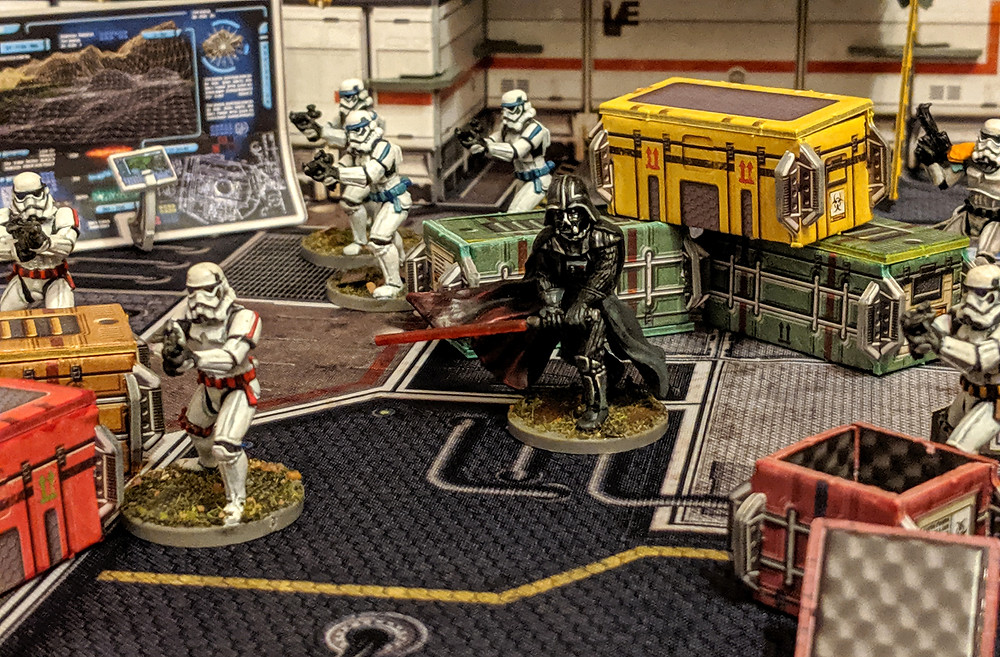 Imperial Assault - Darth Vader