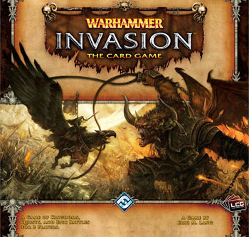 First Impressions: Warhammer Invasion