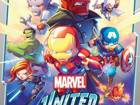 Day 11 - Marvel United