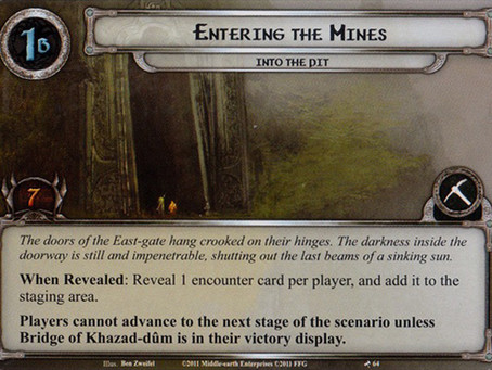 LOTR LCG: Into the Pit