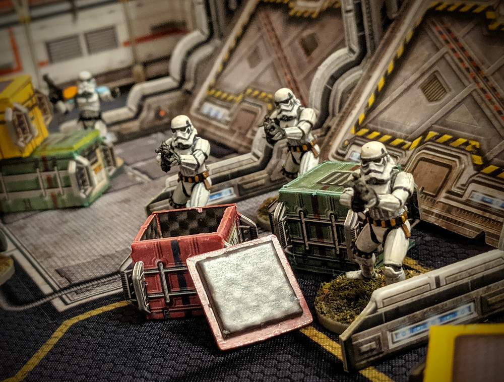 Imperial Assault - Stormtroopers