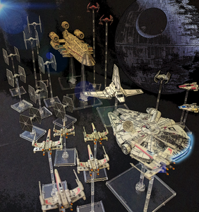 X-Wing FFG