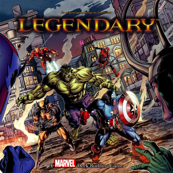 Marvel Legendary, Upper Deck