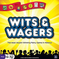 Game Night Reviews: Wits & Wagers