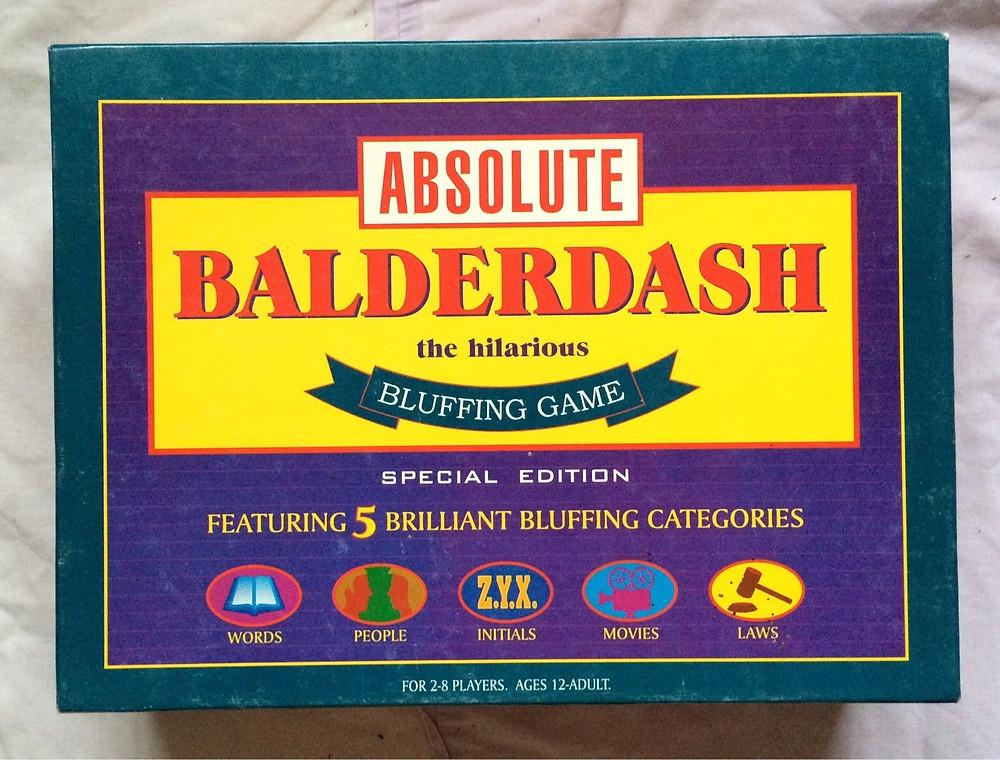 Absolute Balderdash