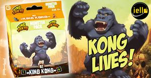 King of Tokyo, King Kong, Iello