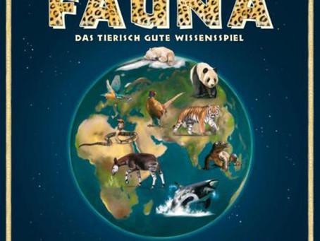 Game Night Reviews: Fauna