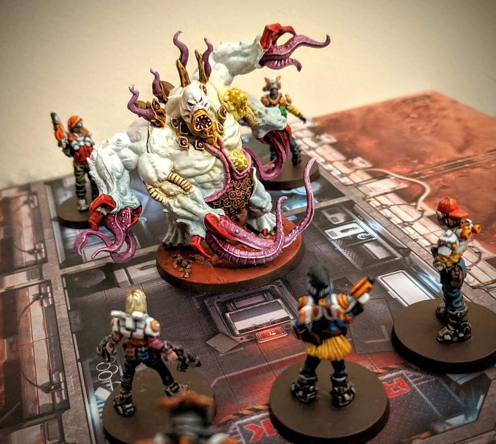 Zombicide Invader - Spoiler Abomination
