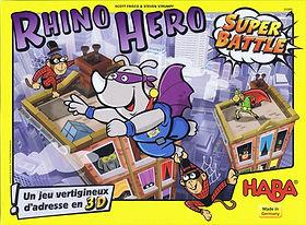 Day 10 - Rhino Hero Super Battle (2019)