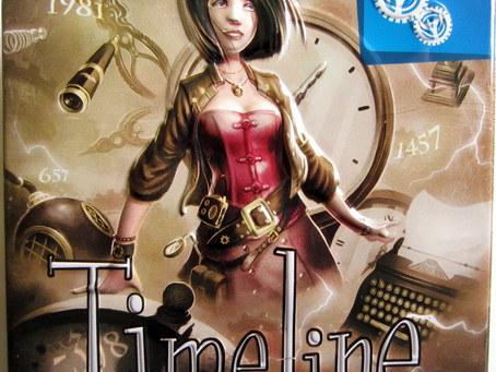 Game Night Review: Timeline
