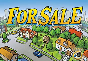 Game Night Reviews: For Sale