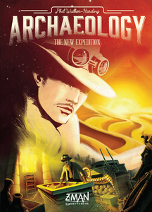 Archaeology The New Expedition, Z-Man Games