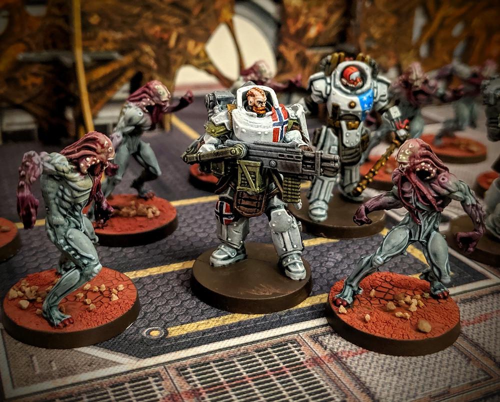 Zombicide Invader Magnus