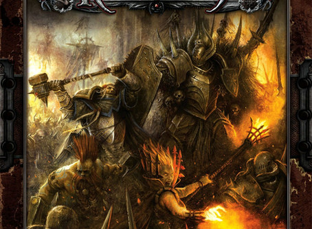 Warhammer Fantasy Roleplay 3rd Edition Unboxing