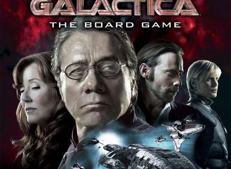 Game Night Reviews: Battlestar Galactica