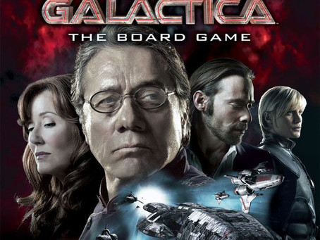 Game Night Reviews: Battlestar Galactica