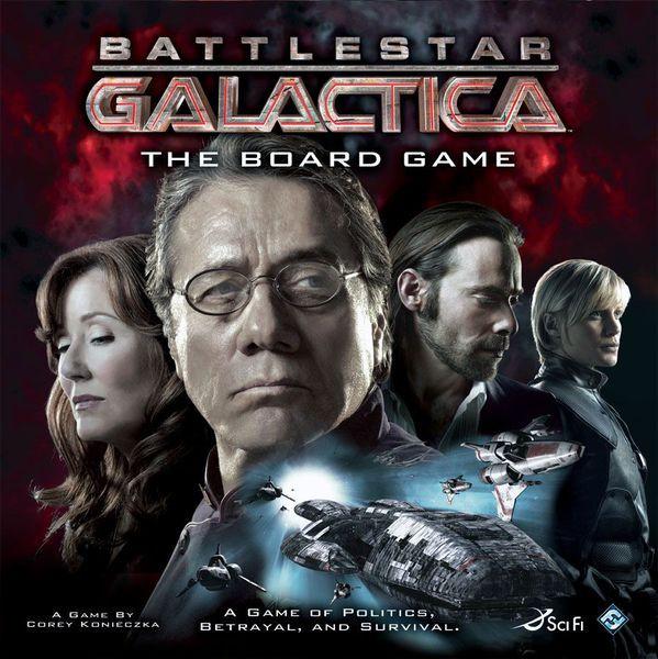 Battlestar Galactica Cover