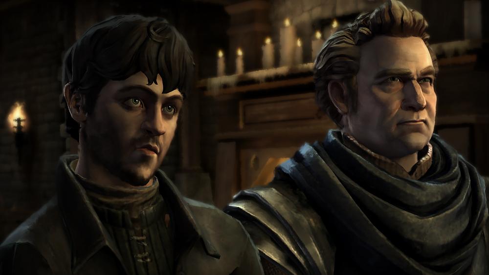 Telltale Game of Thrones