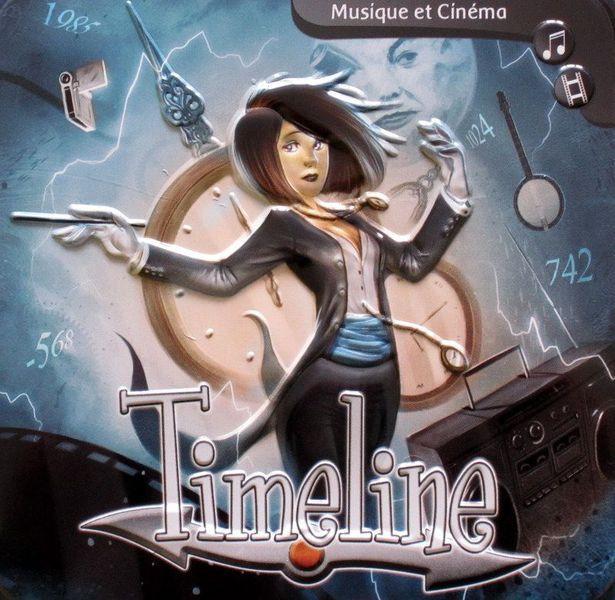 Timeline, Asmodee