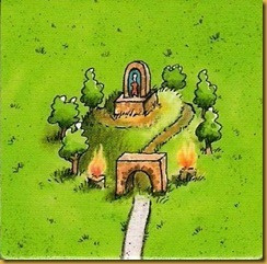 Carcassonne: The Cult & The Siege