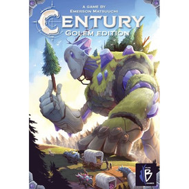 Game Night Reviews - Century Golem