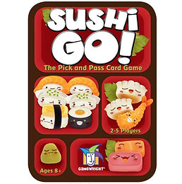 Day 2 - Sushi Go (2019)