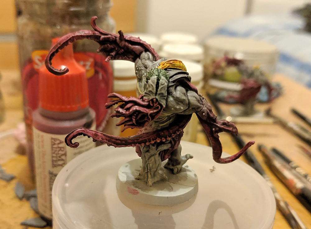 Zombicide Invader Tanks - Volupus Pink