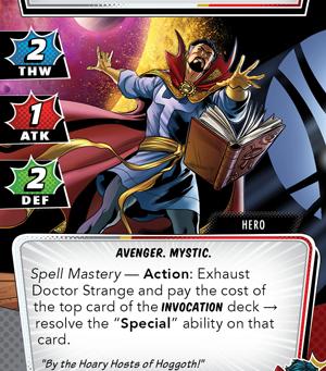 Marvel Champions - Doctor Strange