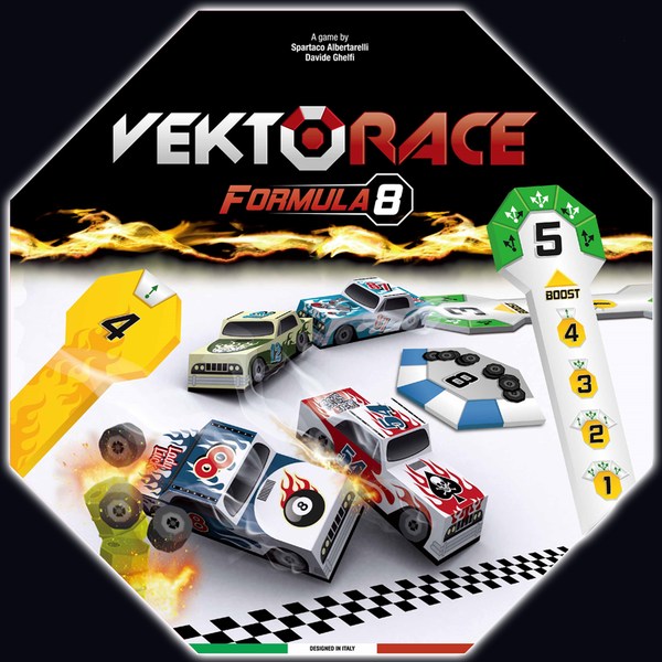 Vektorace, Unboxed The Board Game Blog