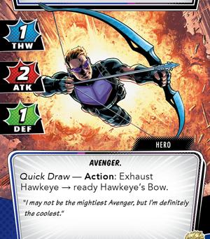 Marvel Champions - Hawkeye
