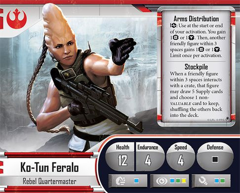 Ko-Tun Feralo, Imperial Assault