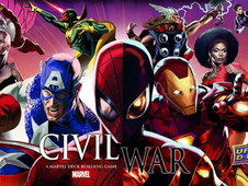 Day 5: Legendary Civil War