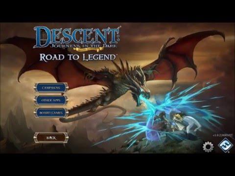 Descent Road to Legend