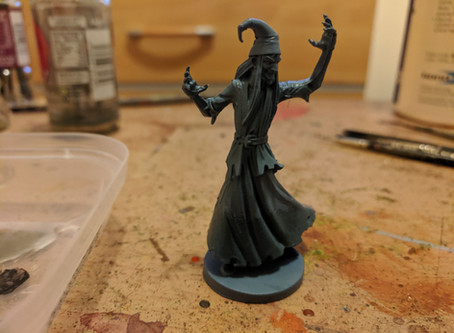 Painting Stuffed Fables: Crepitus