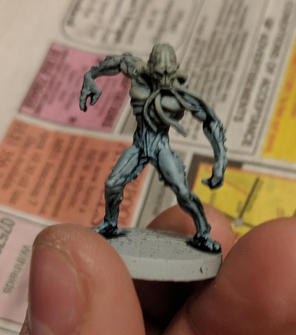 Zombicide Invader - Worker Xeno - Jack Bone