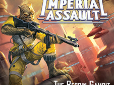 Day 1: Imperial Assault Bespin Gambit