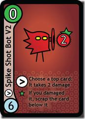 Spike Shot Bot