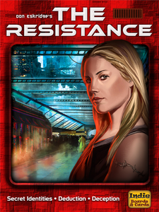 The Resistance, Indie Boards & Cards