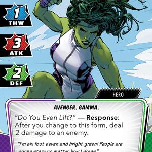 Marvel Champions: She-Hulk