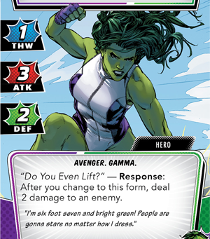 Marvel Champions: She-Hulk