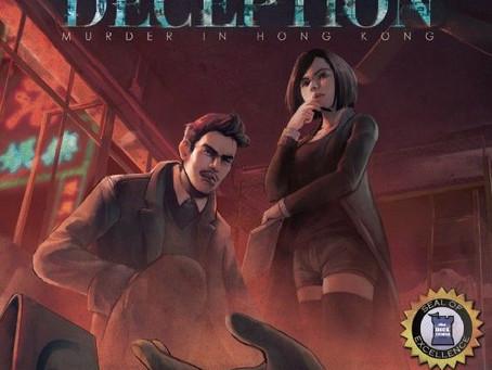 Game Night Reviews: Deception Murder in Hong Kong
