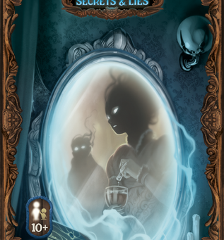 Day 12 - Mysterium: Secrets & Lies