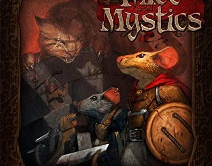 Weekend Warrior: Making Mystical Mousy Music