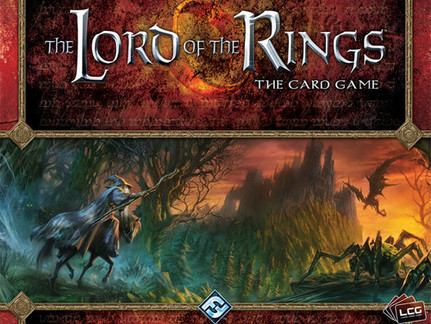 The 100 Club: The Lord of the Rings LCG