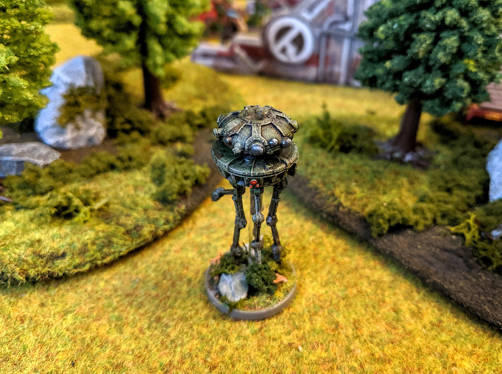 Imperial Assault - Probe Droid