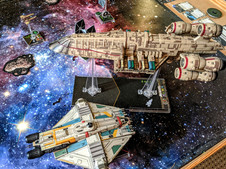 Day 7 - X-Wing C-ROC Campaign (2019)