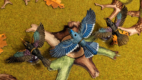 Bluejay & Starlings.jpg