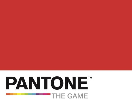 Day 1 - Pantone (2019)